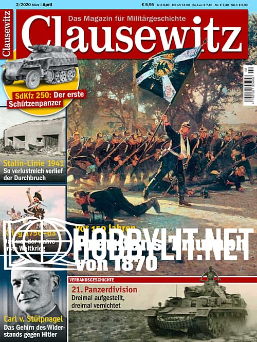 Clausewitz - Marz/April 2020