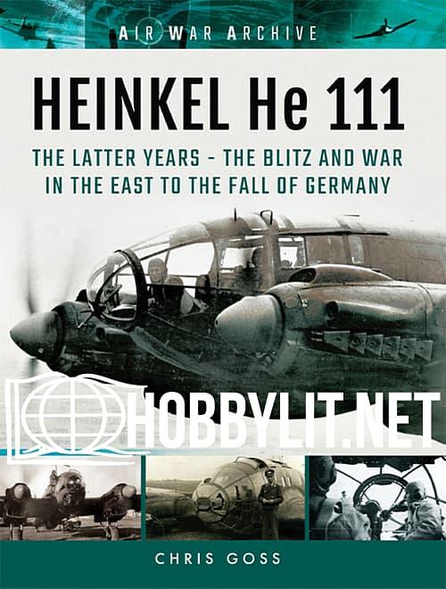 Air War Archive - HEINKEL He 111 (ePub)