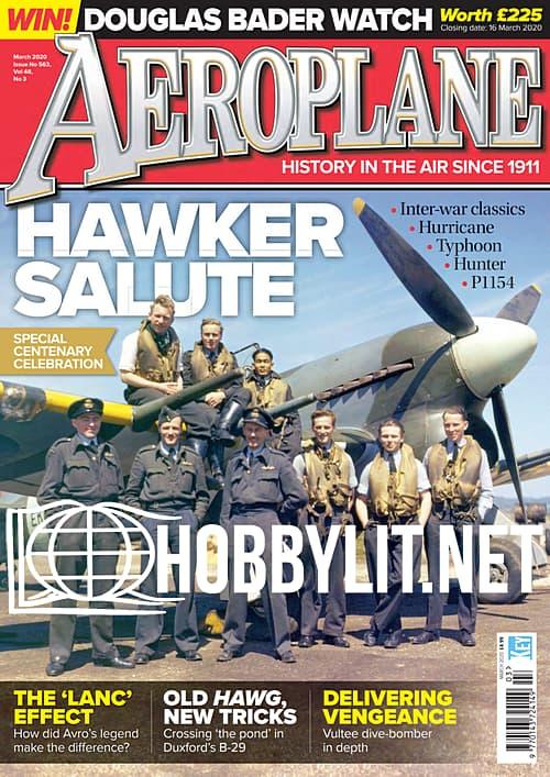 Aeroplane - March 2020