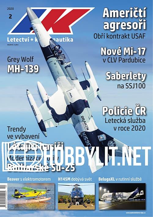 Letectvi + kosmonautika 2020-02