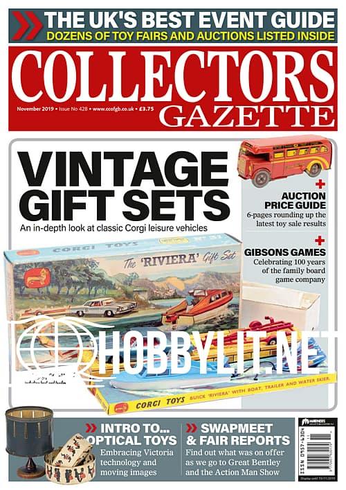 Collectors Gazette - November 2019