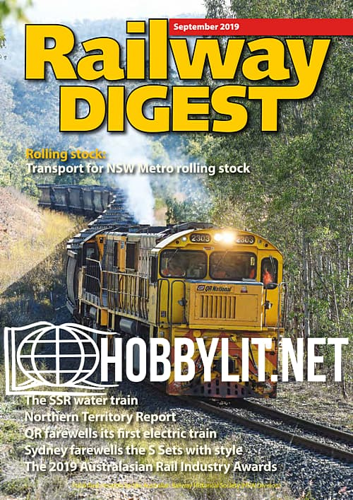 Railway Digest - September 2019