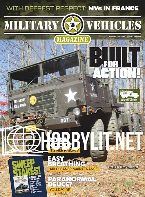 Military Vehicles Magazine – February 2020