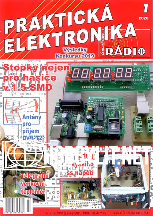 Prakticka Elektronika 2020-01