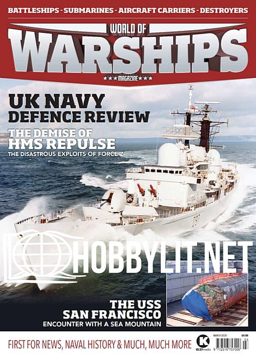 World Of Warships Magazine - March 2020
