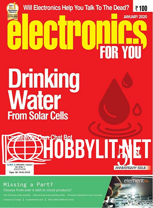 Electronics for You - January 2020