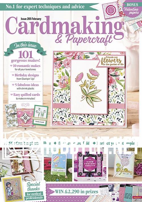 Cardmaking & Papercraft - February 2020