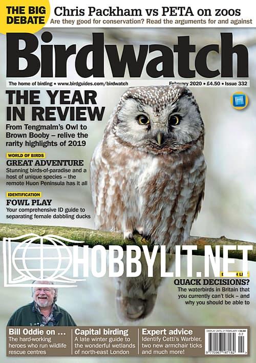 Birdwatch - February 2020