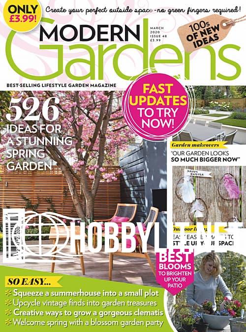 Modern Gardens - March 2020