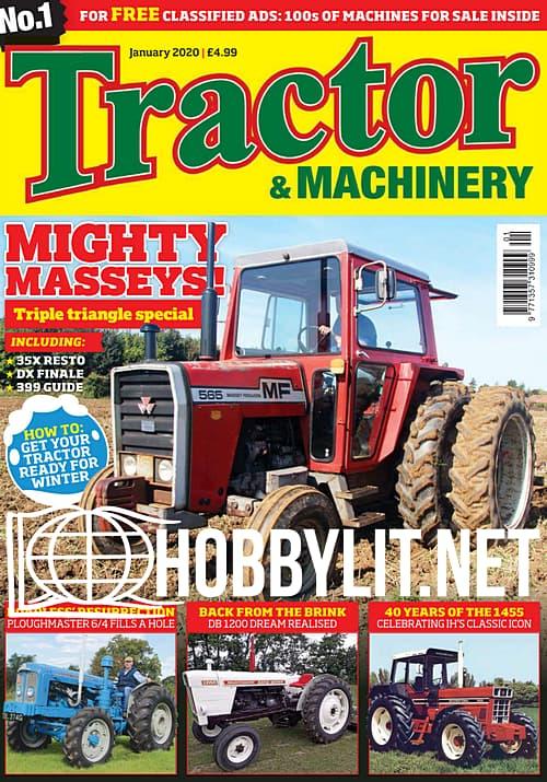 Tractor & Machinery - January 2020