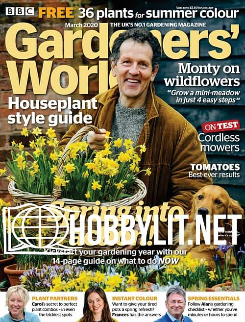 Gardeners' World - March 2020