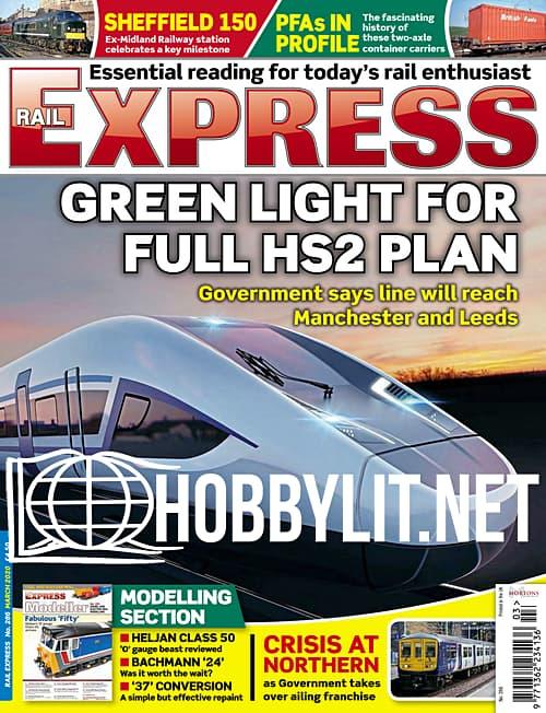 Rail Express - March 2020
