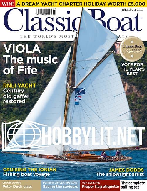 Classic Boat - February 2020