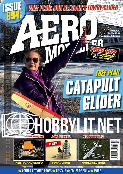 AeroModeller - March 2020