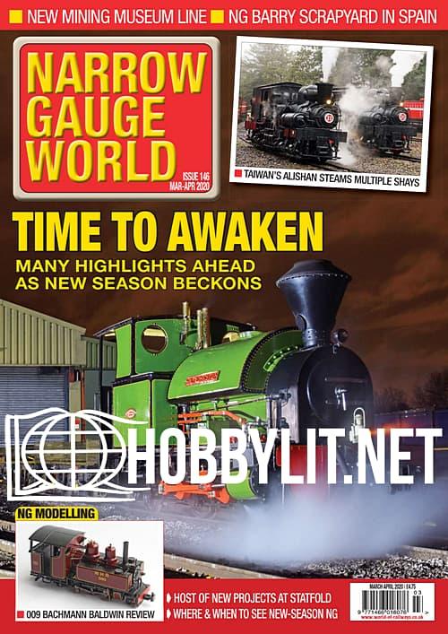 Narrow Gauge World - March/April 2020