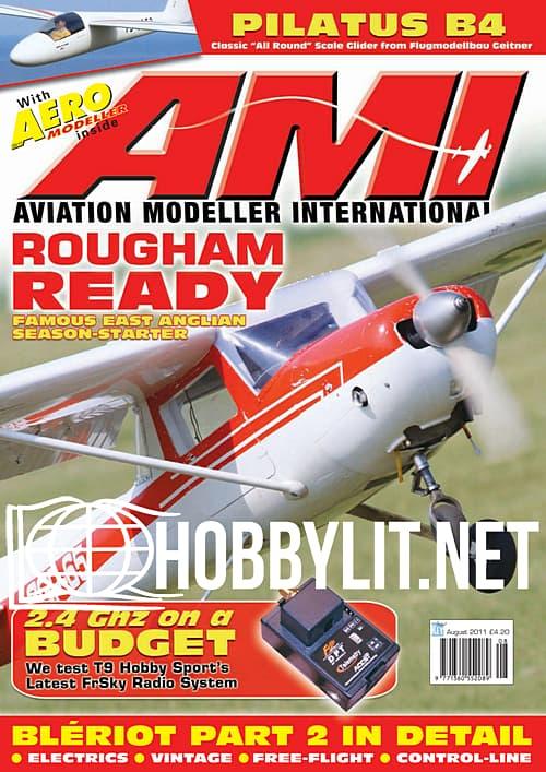 Aviation Modeller International - August 2011