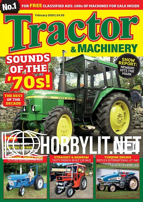 Tractor & Machinery - February 2020