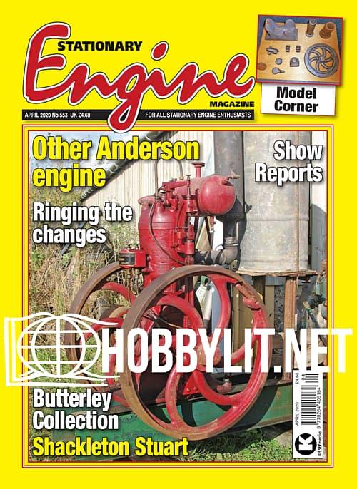 Stationary Engine - April 2020