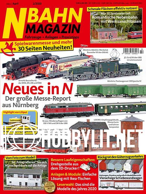 N-Bahn Magazin – März/April 2020