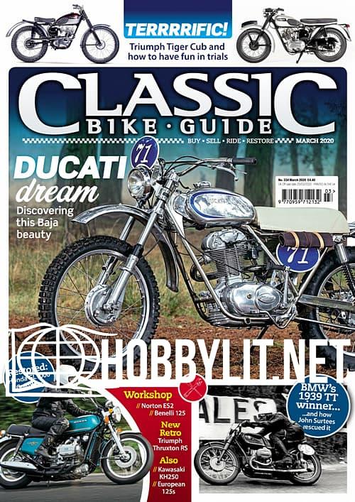 Classic Bike Guide - March 2020