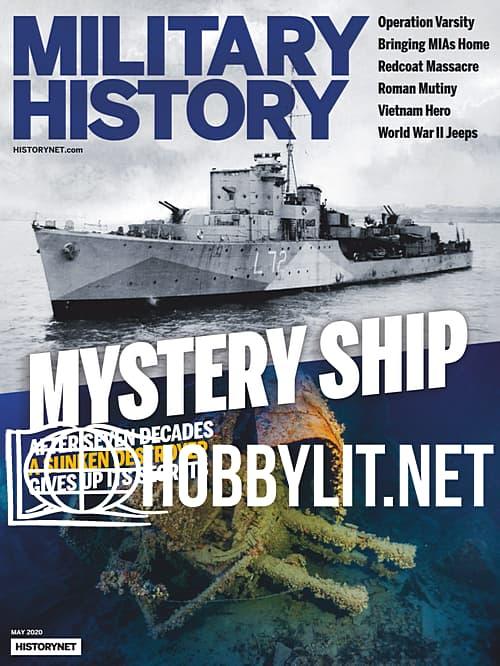 Military History - May 2020