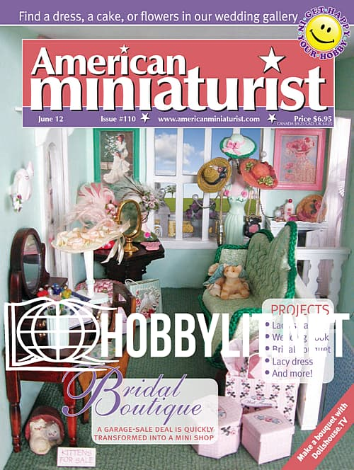 American Miniaturist – June 2012