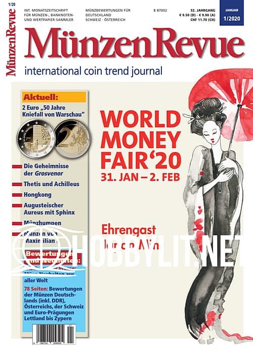 MünzenRevue - Januar 2020