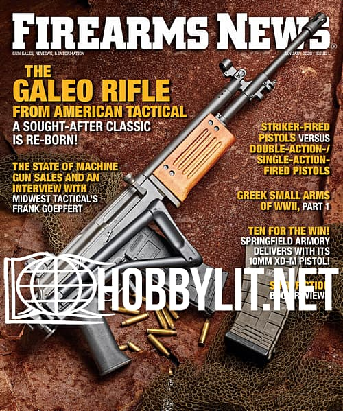 Firearms News - January 2020 | Issue 1