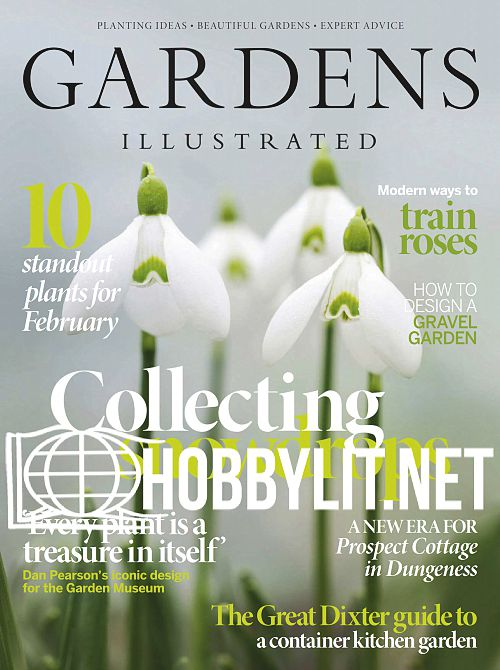 Gardens Illustrated - February 2020
