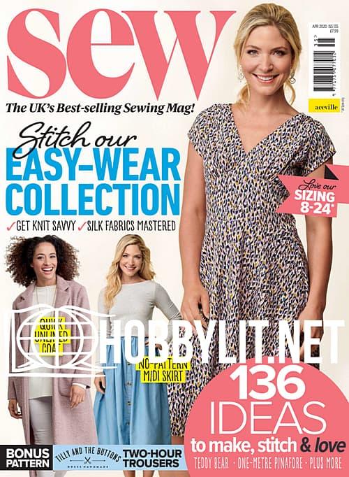 Sew Magazine - April 2020