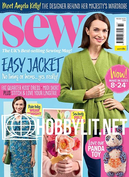 Sew Magazine - February 2020