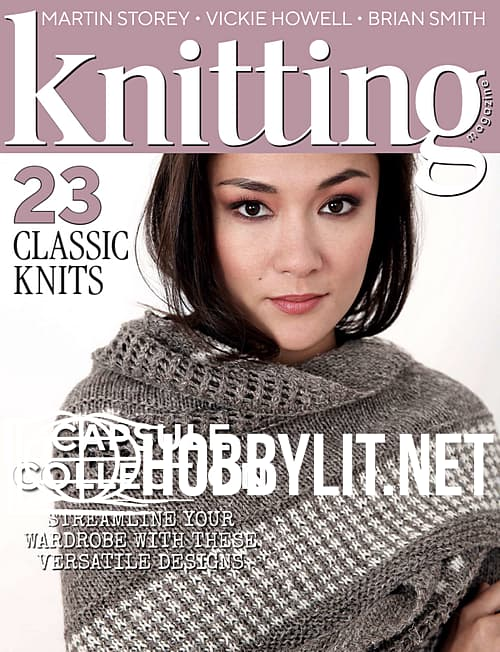 Knitting Magazine - March 2020