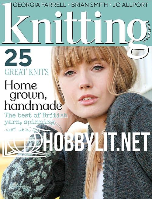 Knitting Magazine - April 2020