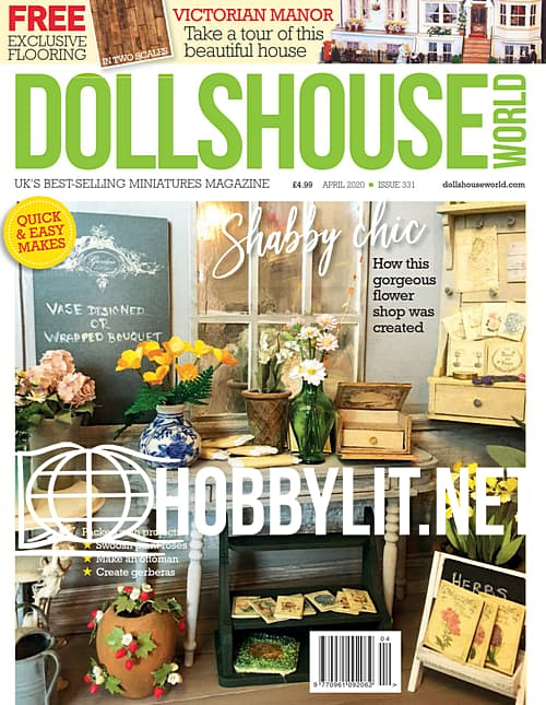 Dolls House World - April 2020