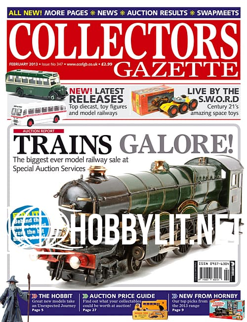 Collectors Gazette - February 2013