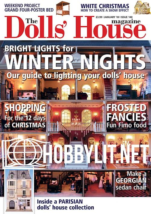 The Dolls' House Magazine - January 2010