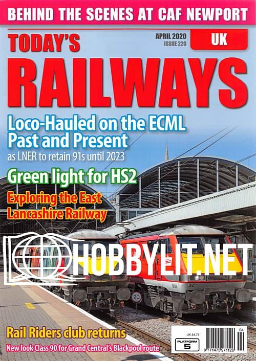 Today's Railways UK - April 2020