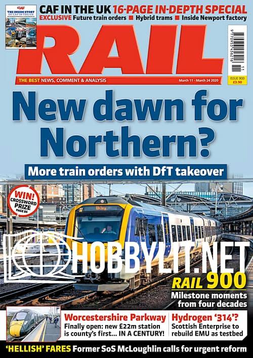 RAIL - 11 March 2020