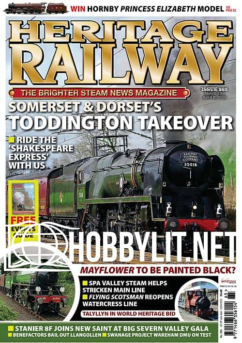 Heritage Railway - 13 March 2020