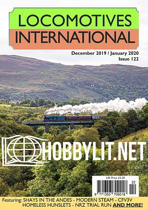 Locomotives International - December/January 2020