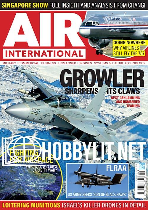 Air International - April 2020