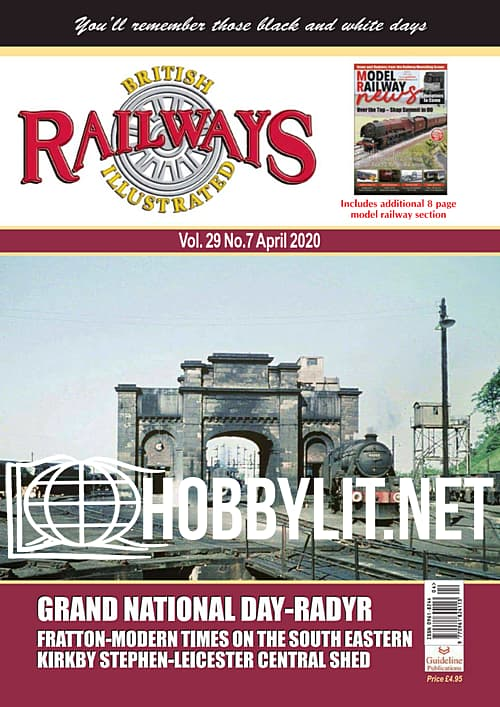 British Railway Illustrated - April 2020