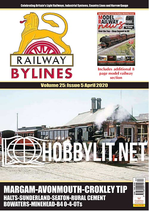 Railway Bylines - April 2020