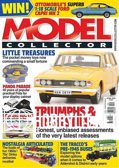 Model Collector - April 2020