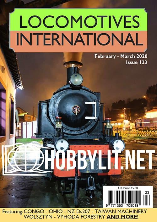 Locomotives International 123 - February/March 2020