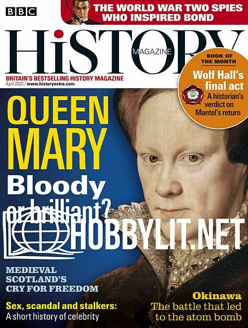 History Magazine - April 2020