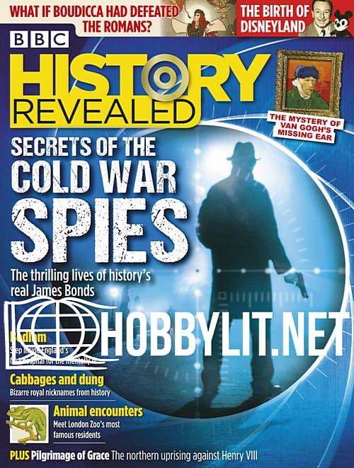 History Revealed - April 2020