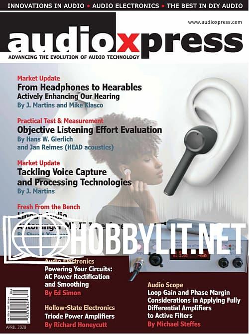 audioXpress - April 2020
