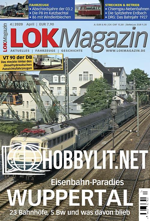 LOK Magazin - April 2020