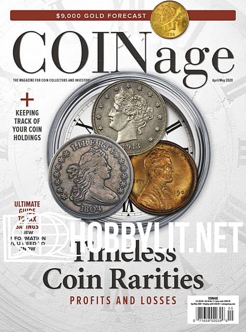 COINage - April/May 2020